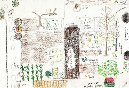 miyake garden 2月