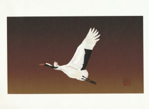 鶴(習作)